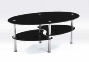 Table basse 3 plateaux ovales pour 19 euros annonces for Table basse 20 euros