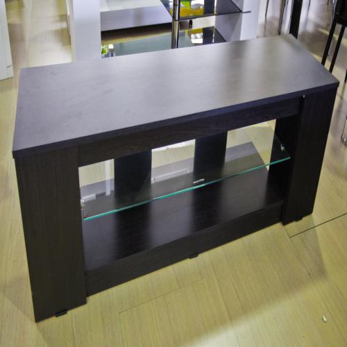 meuble tv plasma couleur wengue vitre. Black Bedroom Furniture Sets. Home Design Ideas