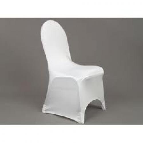 Housse de chaise lycra en gros for Housse lycra