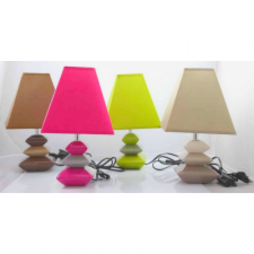 lampe de chevet galet new r f 9100. Black Bedroom Furniture Sets. Home Design Ideas